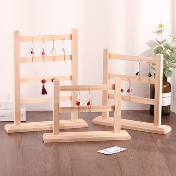 3 layers square jewelry display rack, earring rack