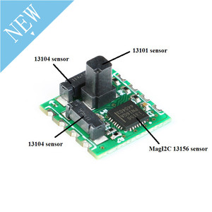 Image 2 - PNI RM3100 Geomagnetism Sensor Module Triaxial Magnetic Field Sensors SPI Interface High Accuracy 13156 13104 13101