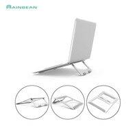 Регулируемая подставка для ноутбука, Настольная Складная подставка для ноутбука Lapy PC, Настольный держатель, настольная подставка до 18 дюйм...
