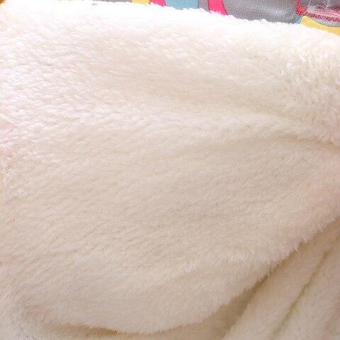 grosso algodao acolchoado bebe menina outerwear infantil