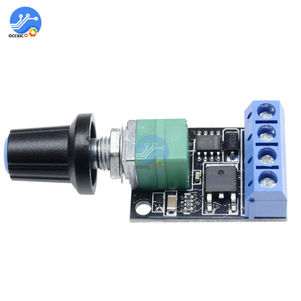 PWM DC 5-16vdc 10A  Motor Speed Control Switch dimmer Controller