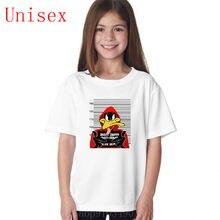 Loony airs Daffy Duck _ t-shirt pour filles, vêtements pour enfants et adolescents, joli, cool et approprié