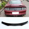 Небольшой спойлер из углеродного волокна подходит для Mustang
