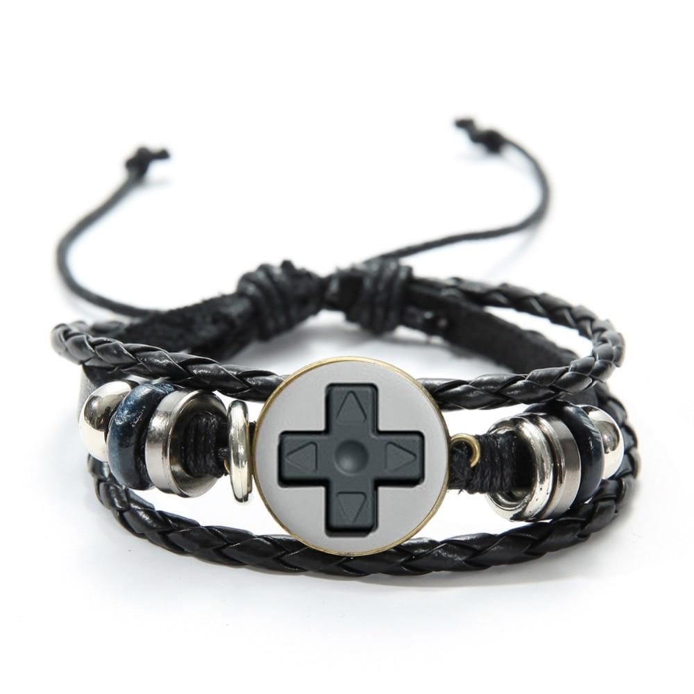 Video Game Controller Bracelet