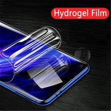 2pcs Screen Protector Hydrogel Film For Huawei Honor 8x 9 Mate 20 x Lite Film For Honor 8 c lite nova 3 3i e 4 5 Film