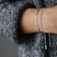 Креативный браслет hebedeer круглые браслеты женские маленькие