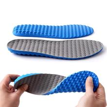 Soft Breathable Shoe Pads Support The Arch Man Women Insoles For Shoes Universal Deodorant Camping Running Sport
