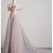 J розовая Цветочная вуаль с лепестками хвоста длинное платье винтажное средневековое платье Ренессанс Принцесса Виктория Платье