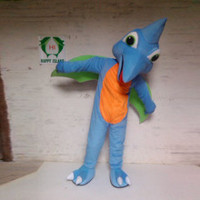 Barney dinosaur costume Halloween cartoon adult - sized costumes