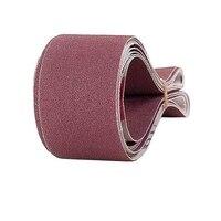 Abrasive belt MESSER 10 40 624 # 180 620x40 mm, for grinding machine