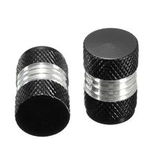 4 Stuks Auto Motor Fiets Aluminium Tyre Wheel Stem Air Valve Dust Caps Covers(China)