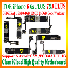 Chips Logic-Board Unlocked iPhone 6s-Plus for 4S with Ios-System 8 7 Original