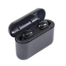 X8S TWS Bluetooth 5,0 Drahtlose Kopfhörer Power in Ohr Mini Ohrhörer HiFi Stereo Sport Kopfhörer IP5 Wasserdichte Headset Headfree für