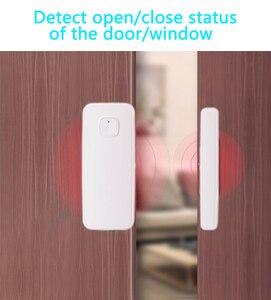 Image 4 - Ewelink sensor de porta aberta/fechada, detectores de porta com o outro interruptor inteligente wifi no aplicativo