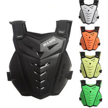 Protection Motorcycle Vests Jacket Armor Motorbike Motocross Motorbike Cycling Bike Skiing Protection Rider Vest Outdoor Sports(China)
