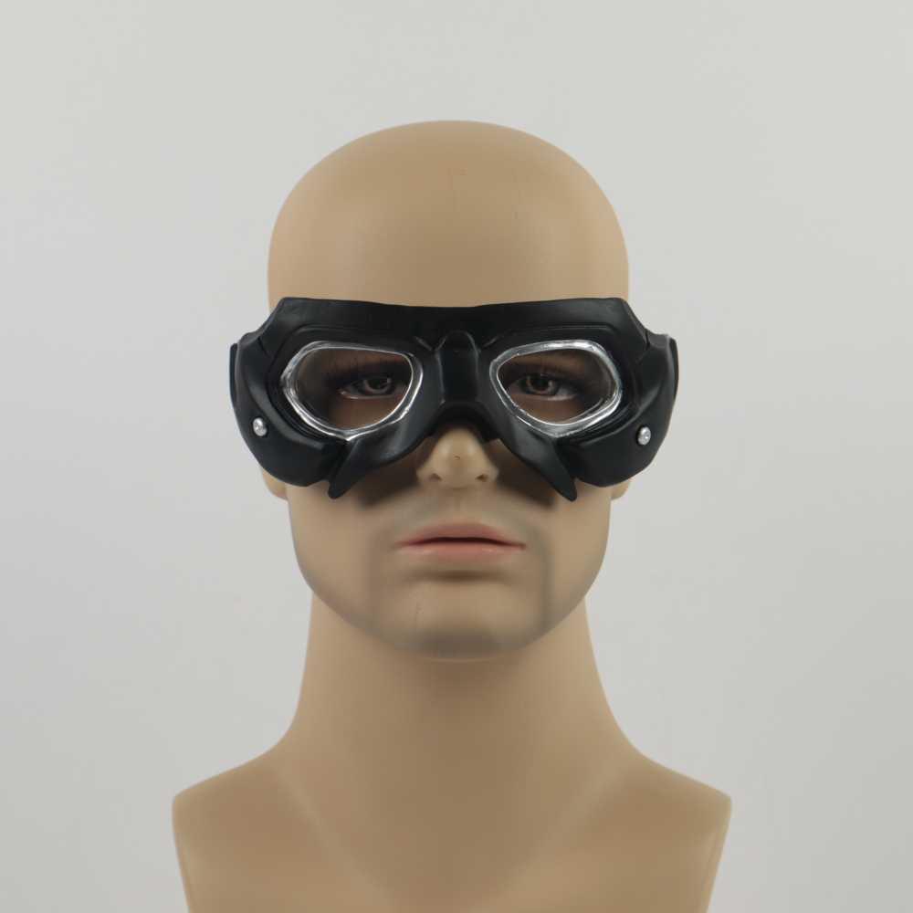 Death Stranding Sam Bridges Ludens Cosplay Mask Sunglasses Halloween PVC Props