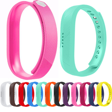 Metal Buckle BAND Replacement BLACK And PINK ONN* 2 Adjustable FITBIT FLEX 2