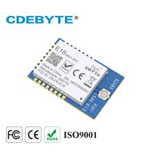 Ebyte E18-MS1-IPX CC2530 2 4GHz moduł ZigBee IPEX 8051 MCU Mesh router sieciowy Terminal koordynator bezprzewodowy Transceiver tanie tanio CDEBYTE