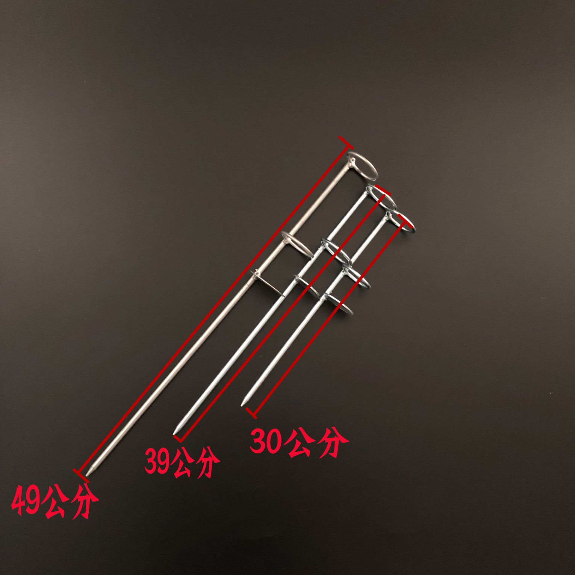 Manufacturers Wholesale Shuanghuan Circle Holder Simplicity Sea Fishing Rod Single Fork Fishing Rod Floor Outlet Angling Supplie|  - title=