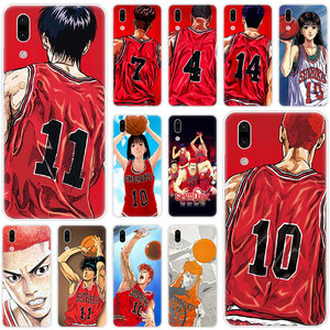 Hot Slam Dunk Anime Silicone Phone Case for Huawei P30 P20 Pro P10 P9 P8 Lite 2017 P Smart Z Plus 2019 NOVA 3 3i 5i 5 5Pro Cover(China)