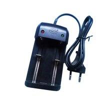 Cargador PKCELL 18650 ICR 18650 26650 16340 14500 10440 18500 cargador de batería li ion cargador inteligente enchufe de la UE