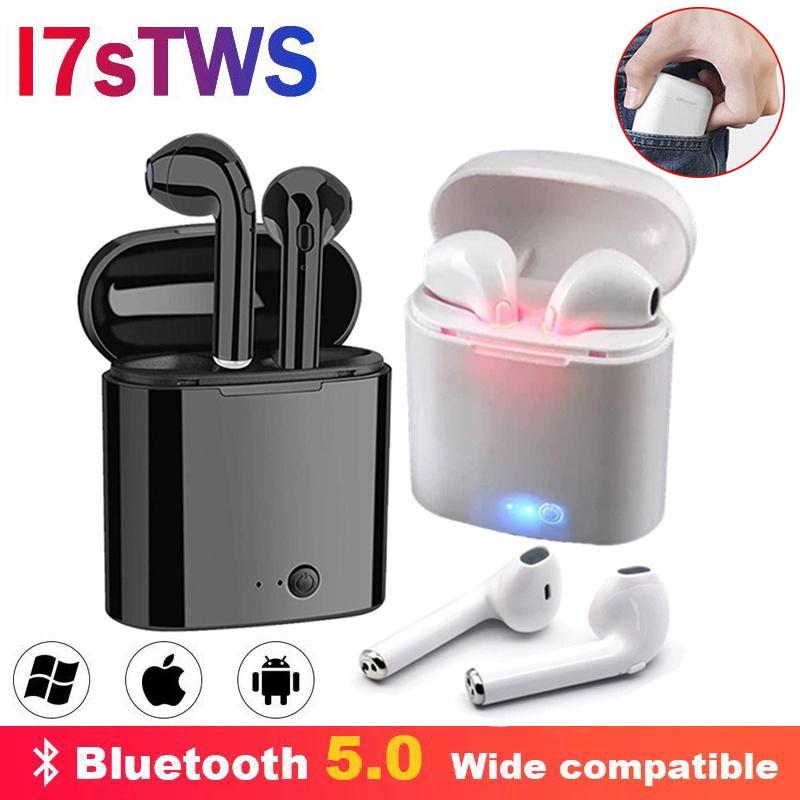 Trending Hot Sale Mini  Tws I7s Earbuds Audifonos Bluetooth Headphone Wireless Headset Tws Earpoding Airpoding I12 I9s I7s