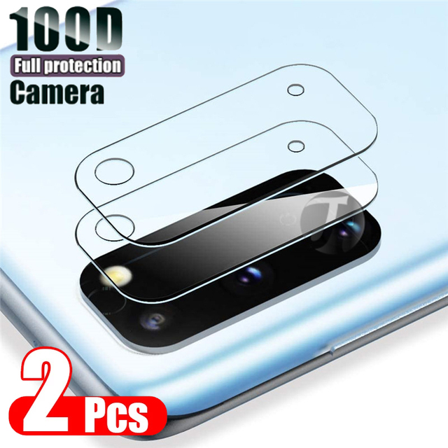 Film For Samsung Galaxy S20 Ultra 20 FE 21 S 10 8 9 Note 10 20 Lens Film Camera Screen Protector For M50 M40 20 Tempered Glass 1