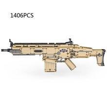 Классная Современная Военная Штурмовая винтовка 17s строительный