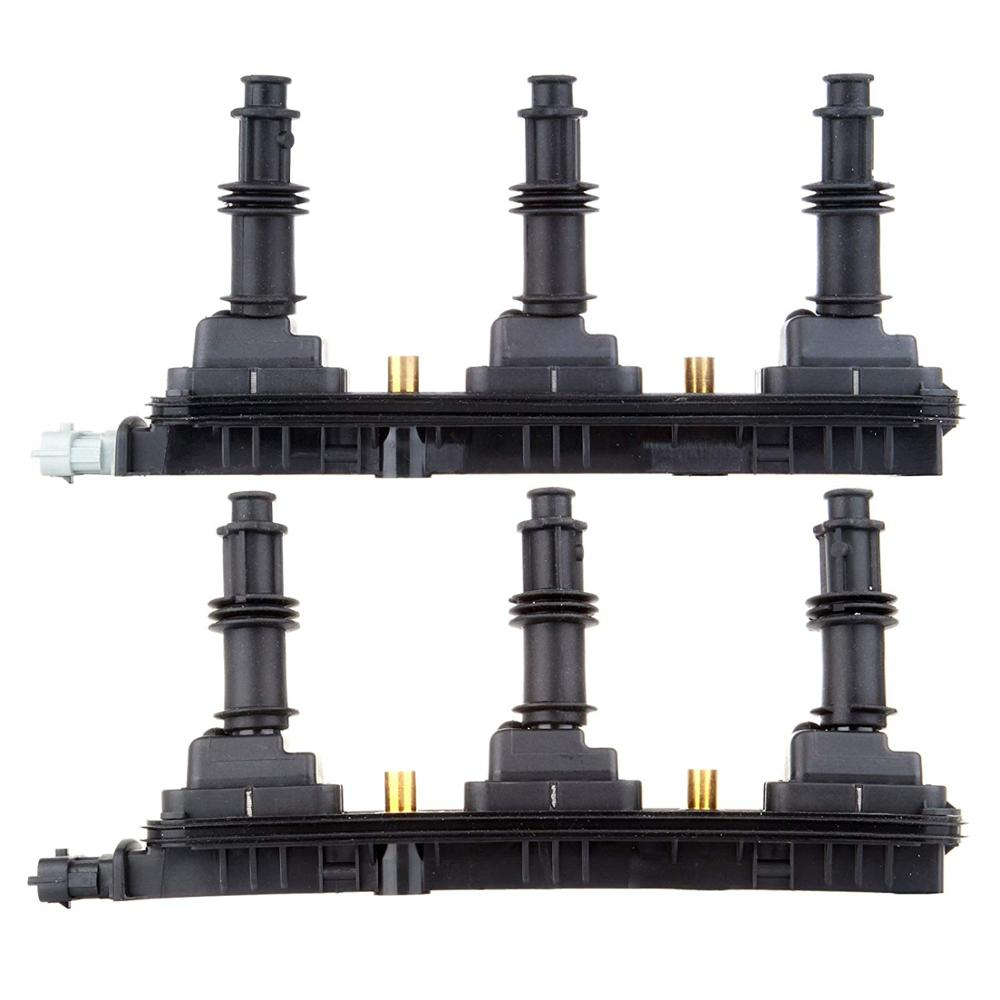 New ignition coil for 99-05 Cadillac, Saturn/Catera, CTS L300 L300-2 L300-3 LS2 0221503026, GM 90584336, DMB936, DR1708