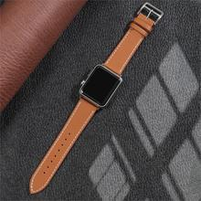Leather-Band Bracelet Apple 38mm for Watch-Strap 6-se/5/4/.. 44mm 40mm 42mm