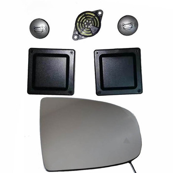 Blind Spot Monitor Radar sensor mirror Detection Driving Security LED Warning System for BMW X5 X6 E70 E71 E72 image