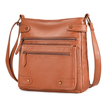 2020 Ms. New PU Leather Solid Color Shoulder Bag Fashion Shoulder Bag Female Messenger Bag Female Bag Simple Small Square Bag shunruyan new women s national vintage craft wipe color leather simple shoulder messenger bag portable small square package