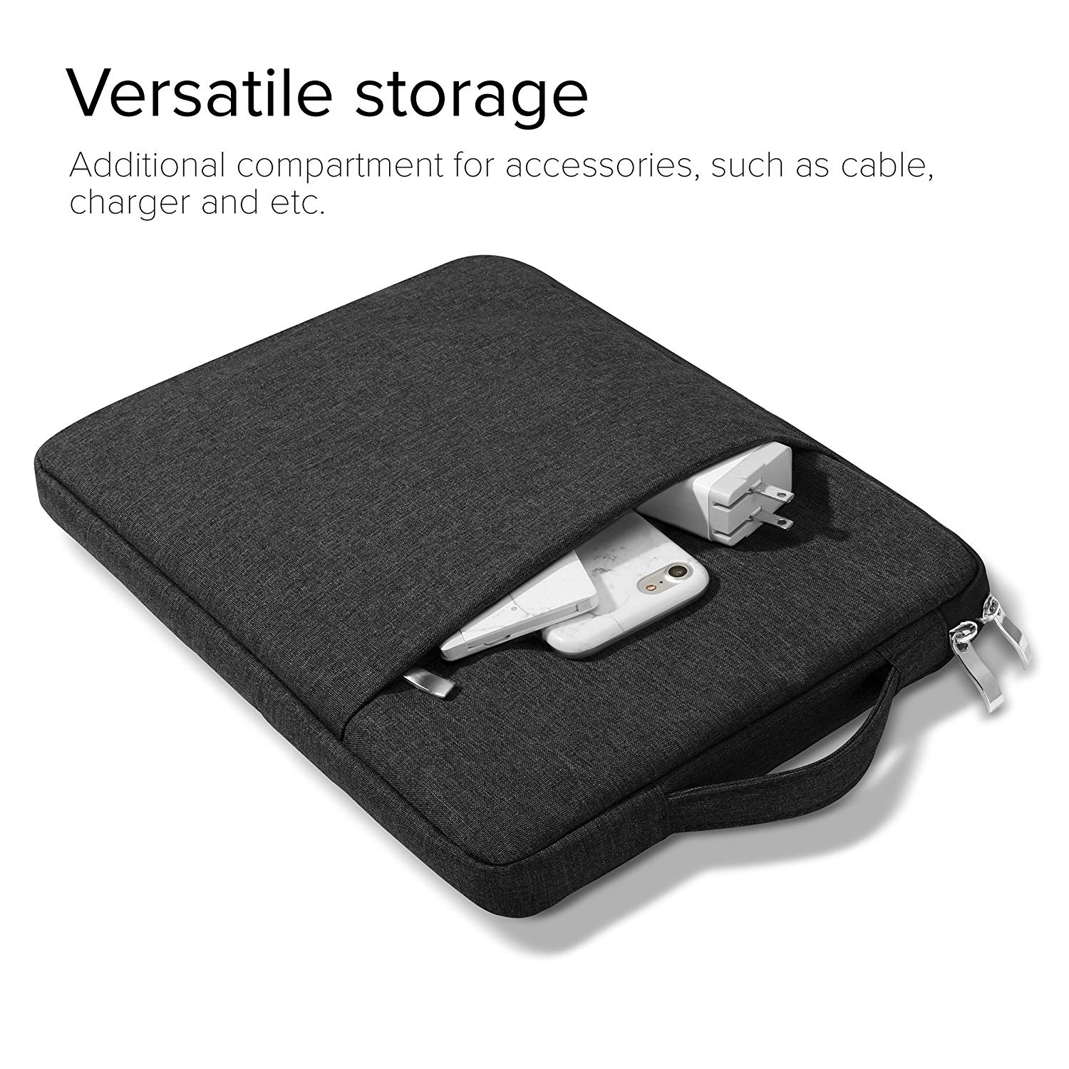 Zipper 7th Generation for Tablet Protective Cover 8th 2020/2019 10.2inch Handbag iPad