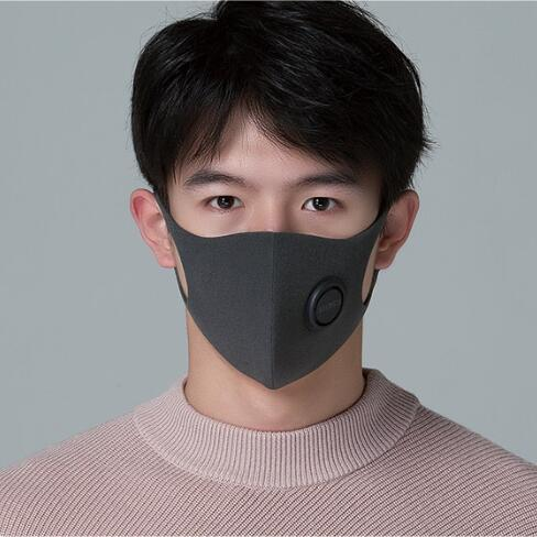Xiaomi Smartmi Anti-Haze Professional Protective Face Cover Face Mask PM2.5 Haze Mask FFP2 From Xiaomi Youpin