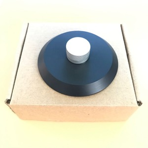 Image 3 - High End LP deluxe POM Material LP Vinyl Turntables Disc Stabilizer Record Weight/Clamp