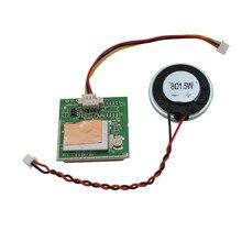 Módulo GPS y altavoz de voz para Karadar, Detector de Radar G820STR/G860STR