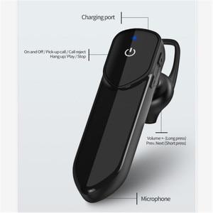 Image 5 - KEBIDU V19 Bluetooth Drahtlose Kopfhörer Mit Mic Freihändiger Kopfhörer Kopfhörer Sport Wasserdichte Drahtlose Bluetooth 4,2 Kopfhörer