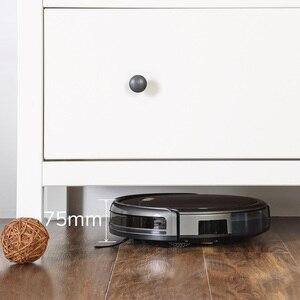 Image 3 - Ilife a4s robô aspirador de pó poderosa sucção para tapete fino & piso duro grande dustbin função miniroom recarga automática