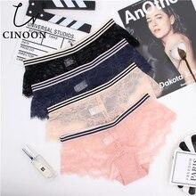 CINOON Sexy Lace Panties Women Fashion Cozy Lingerie Tempting Pretty B