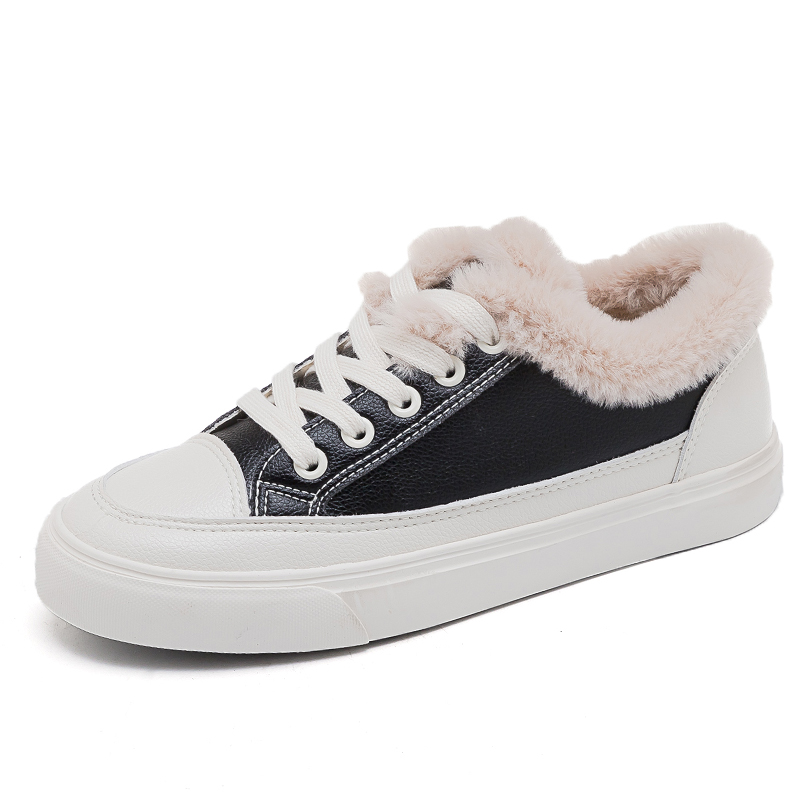 2019 New Arrival Winter Boot Fashion Genuine Leather Casual Fur Warm Comfortable High Quality Fashion Women Winter Shoes