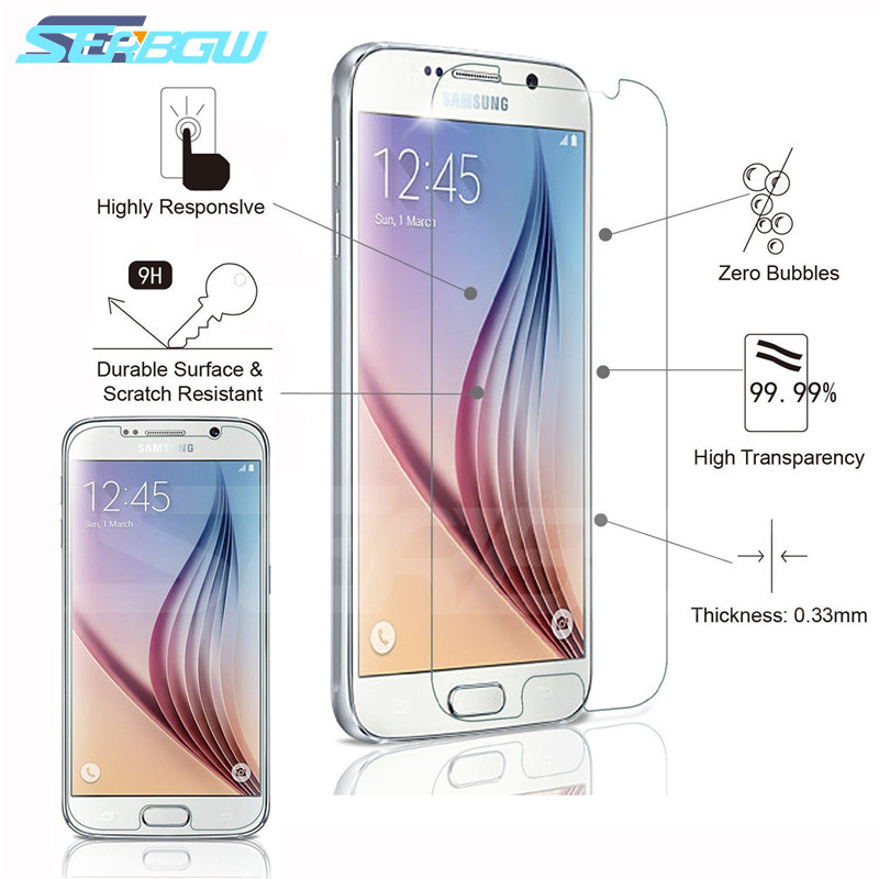 9H Tempered <font><b>Glass</b></font> on the For <font><b>Samsung</b></font> Galaxy S7 S6 S5 <font><b>S4</b></font> S3 <font><b>mini</b></font> Screen Protector For <font><b>Samsung</b></font> Note 3 4 5 Protective <font><b>Glass</b></font> Film image