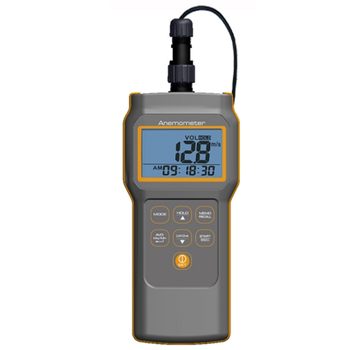AZ8905 Mini Vane Wind Speed Air Flow Meter PC Interface for data download,Backlight for dark area operation,Temp&RH Anemometer. gm8902 wind speed meter air flow tester air temperature meter portable handheld anemometer with usb interface hot selling