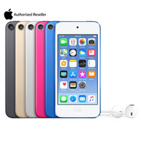 Authorization Apple Ipod Touch 6 MP3/4 4.0 Inches Touch Screen Built in Speakers 16/32/64/128GB Music Video Play with FM E book