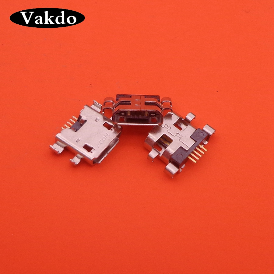 1pc  Mini USB Jack Socket Connector Charging Port For ASUS 6 ME400C Google Nexus7 2nd 2012 2013 K008 A600CG ME370 ME571K ME370T