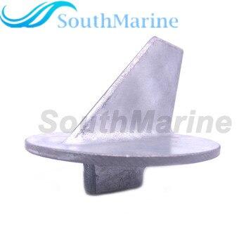 Motor de barco 679-45371-00 Trim Tab ánodo para Yamaha Motor fueraborda 40HP 50HP 55HP