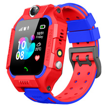 2019 S19 Waterproof Smart Watch for Kids LBS Tracker Child SOS Call Anti Lost Baby Children Phone Watches Boy girls