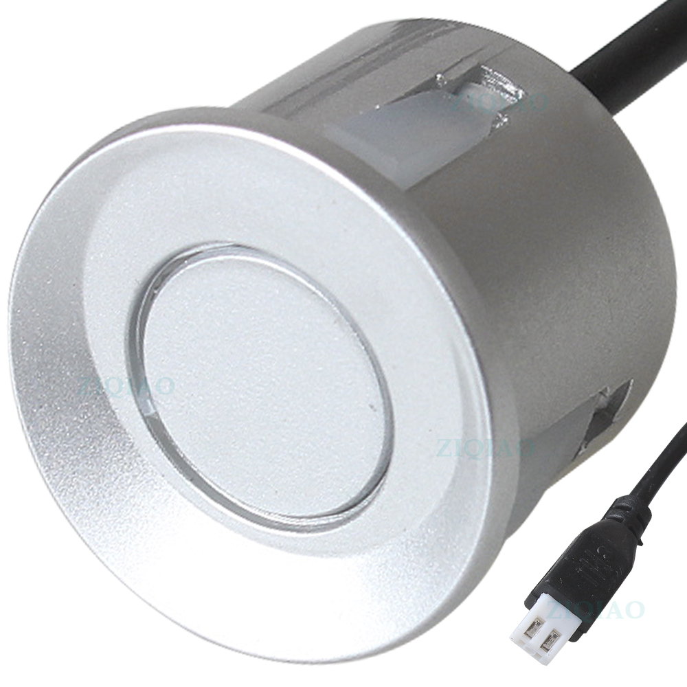 Auto Radar Detektor Monitor System Kit 6 Sensoren Summer Led-anzeige Radar Ton Alarm Anzeige Sonde System