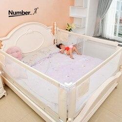 Номер. Детский манеж, ограждение для кровати, барьер, шпаргалка, ограждение для безопасности дома, детская защита, складная крытая площадка, ...