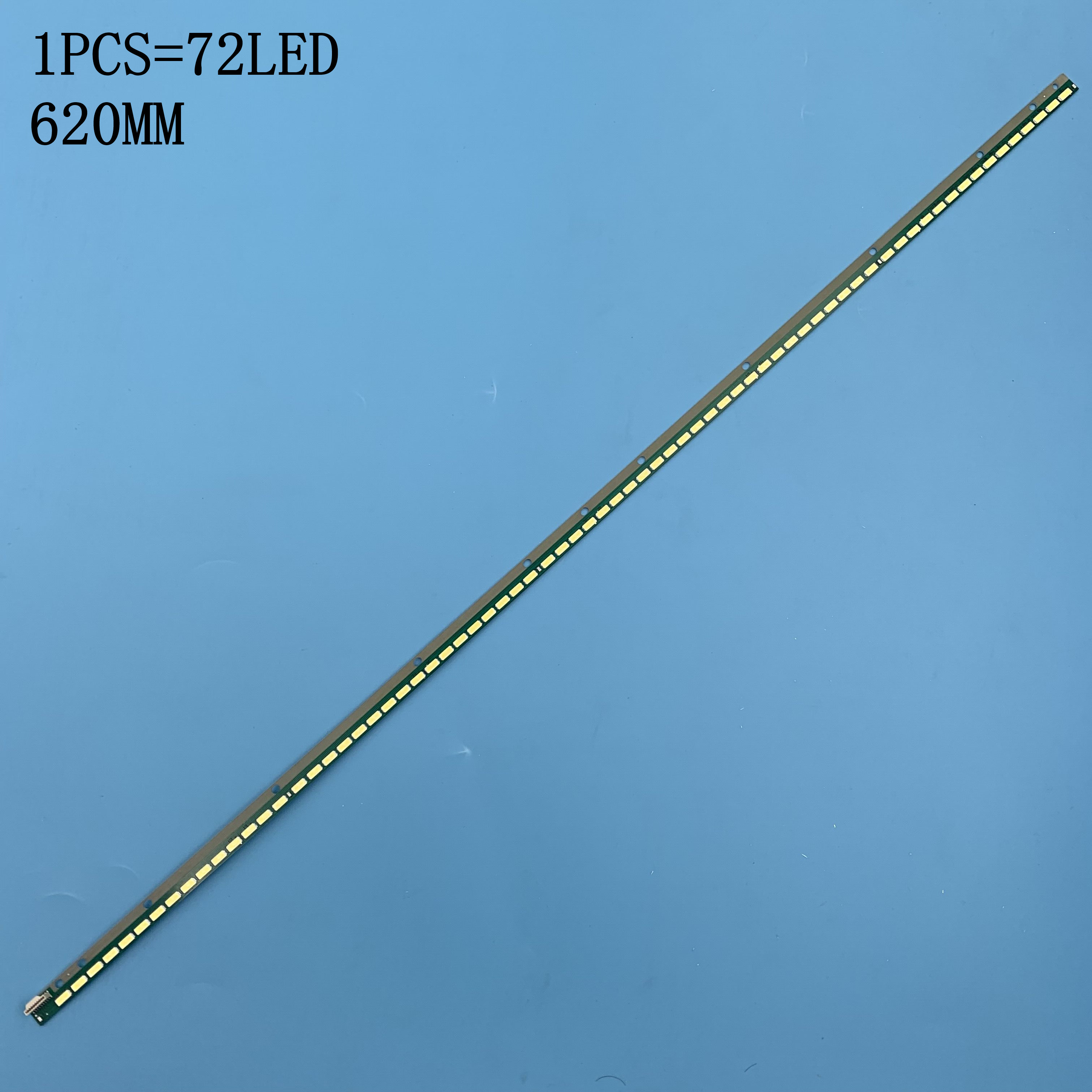 New 2 Pieces/lot LED Strip 6922L-0083A 6916L1291A 72 LEDs 620mm For KDL-50R550A KDL-50R556A LC500EUD(FF)(F3)