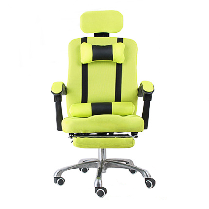 Computer Chair Home Office Chair Mesh Footrest Chair Can Lie Lunch Break Chair Can Be Rotated Lifting Headrest Br 10 Leather Bag